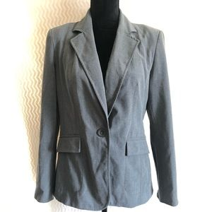 Apostrophe Women's Grey Blazer Size 6